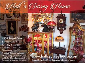 Antiques Dealers of Santa Cruz County